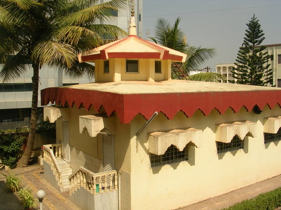 Ширди, Индия: A small Sai Baba Temple at govind dham, Shirdi