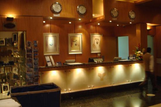 Al Maha Arjaan by Rotana Abu Dhabi: reception