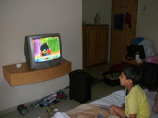 Hotel Sai Moreshwar : The entertainment