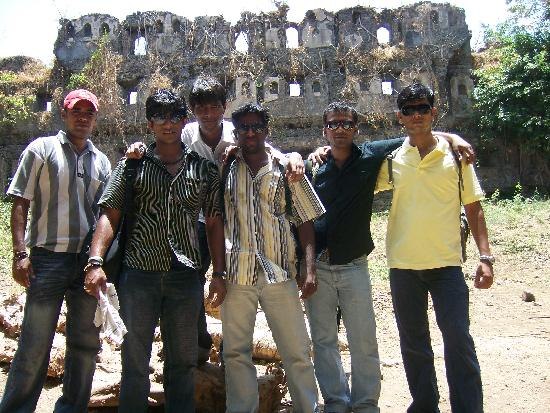 Murud, India: My Group