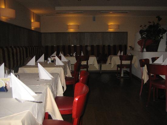 Colosseo: inside restaurant