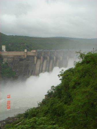 Hyderabad, India: The Dam