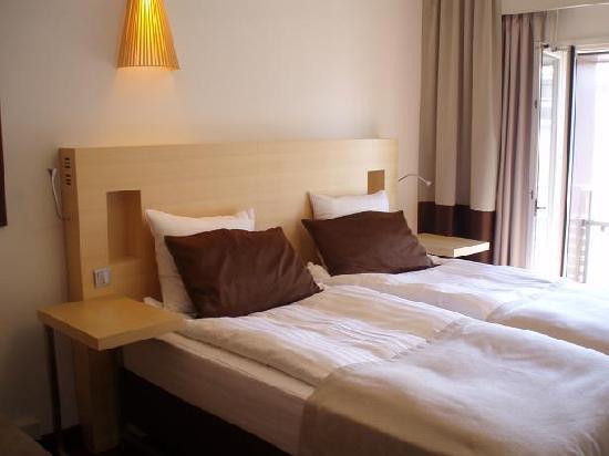Radisson Blu Seaside Hotel, Helsinki: Radisson SAS Seaside Hotel: Beds