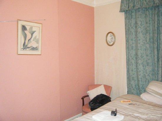 Westgate B&B: Room