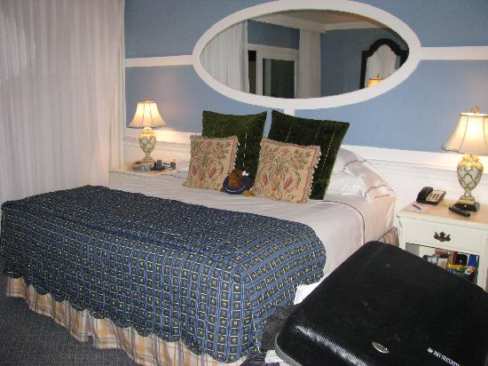 The Portofino Hotel & Marina, A Noble House Hotel: chambre