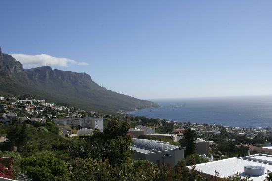 Atlantique Villa Camps Bay: View
