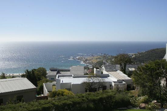 Atlantic Suites Camps Bay: View