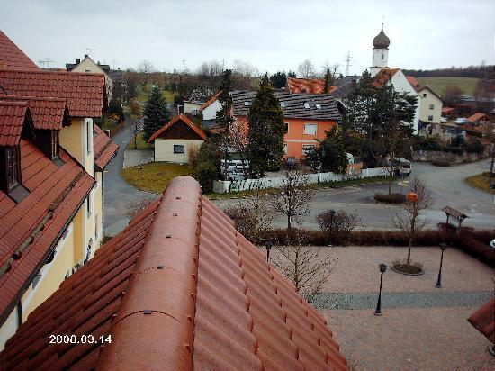 Hotel Landgasthof Hofmeier: The whole town