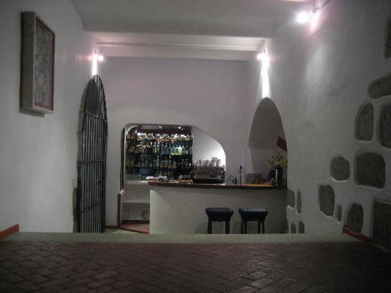 Casa Oaxaca: bar area