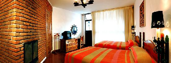 Rancho Hotel El Atascadero: View of a Room