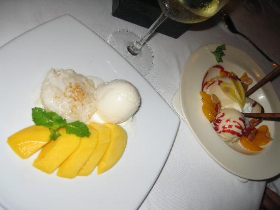 The Boathouse Restaurant: Dessert