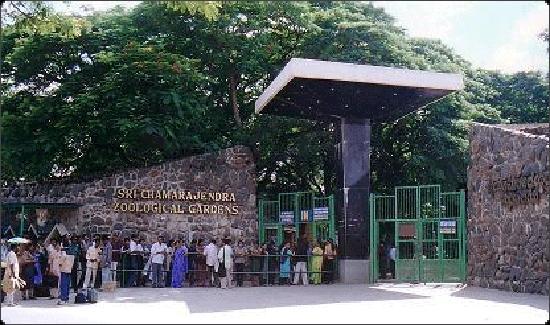 chamarajendra zoological garden