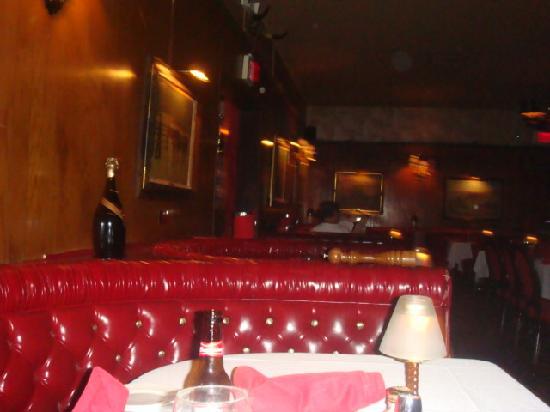 Yummy Chicken Parm - Picture of Golden Steer Steak House, Las ...