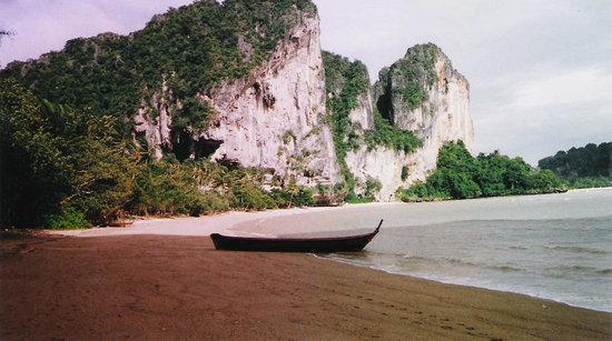 Tailandia: thailand raileh beach