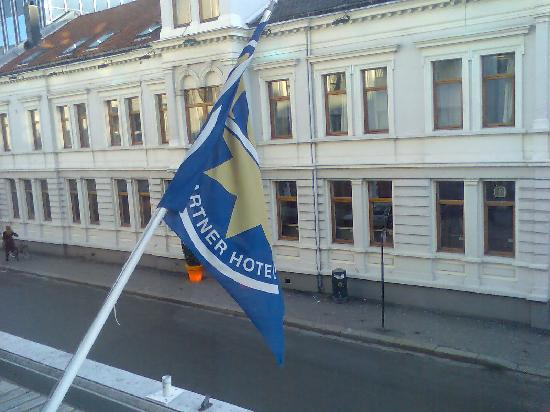 Best Western Plus Hotel Norge: View from room