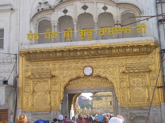 Αμριτσάρ, Ινδία: SUVARNA MANDIR AT AMRITSAR