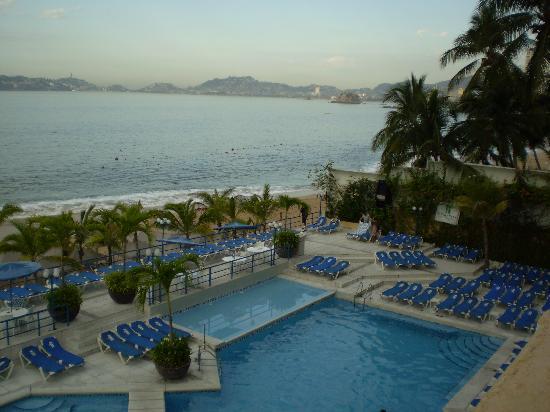 Copacabana Beach Hotel Vista Desde La Habitacion