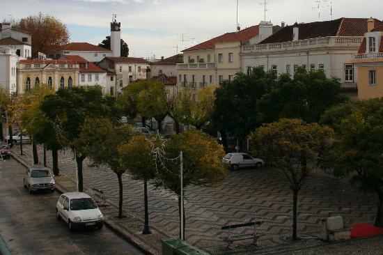 Torres Novas, Πορτογαλία: Praça 5 Outubro