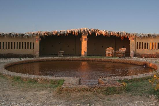 Dakhla, Egypt: Sorgente termale