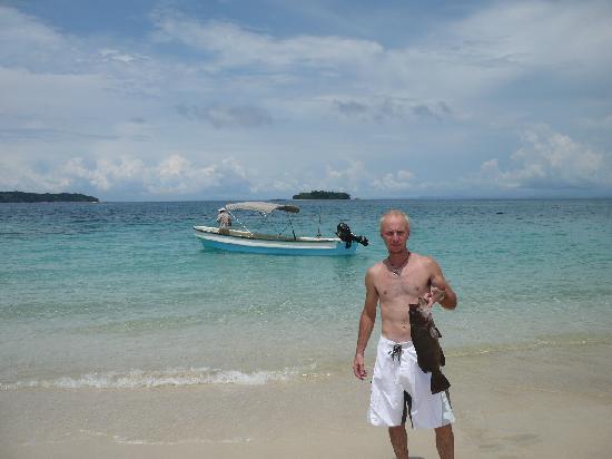 Contadora Island Inn: Fishing was awesome
