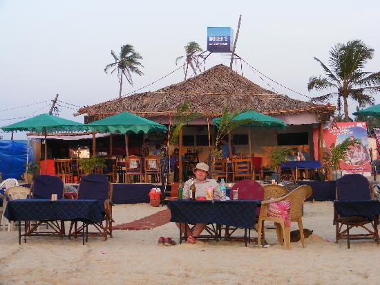 L'Amour Beach Resort: rogers beach shack