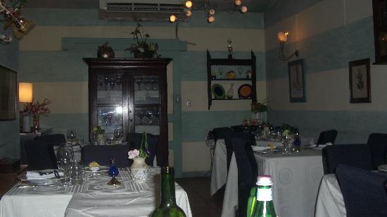 Apartotel Maria Alexandra: Hotel Dining Room