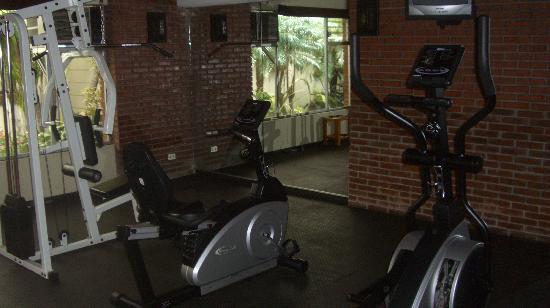 Apartotel Maria Alexandra: Gym