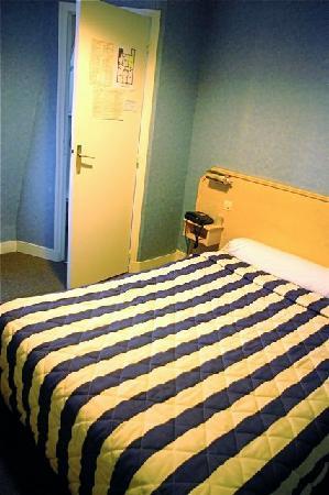 Hotel Baldi: Room from door
