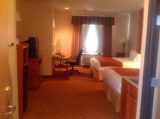 Holiday Inn Express Abilene: My ROom