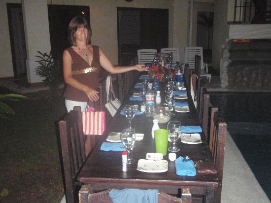 Playa Grande Park Hotel: Doing the Martha Thing!