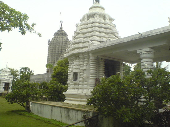 Chennai, Inde : Jain temple on ECR road