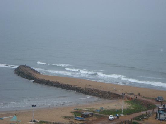 Visakhapatnam India Rushikonda Beach