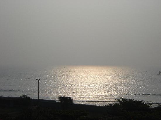 Visakhapatnam, Inde : Bay of Bengal at Vizag at early morning