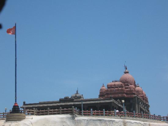 Ταμίλ Νάμπου, Ινδία: Temples in Knnyakumari