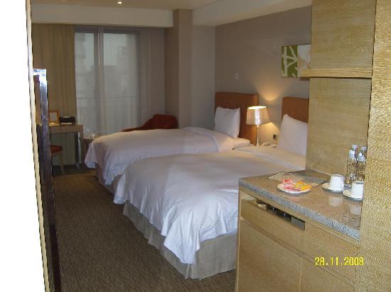 Classic City Resort: cosy room