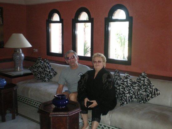 Royal Decameron Issil: Accueil de l'hôtel