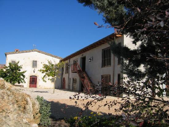 Mas Martorell main house