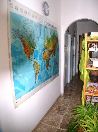 Leonardo's Rooms Locanda Nova B&B: Interno