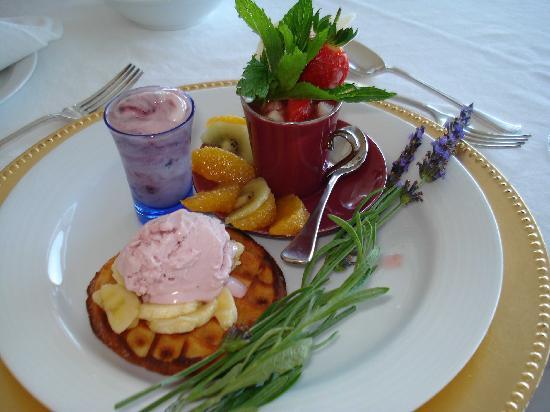 Atlantique Villa Camps Bay: Breakfast