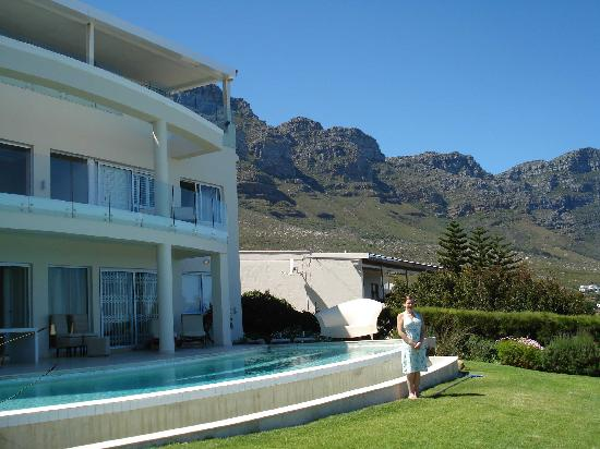 Atlantic Suites Camps Bay: The house