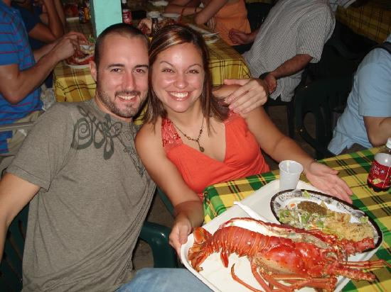 The Landings St. Lucia: Our Lobster