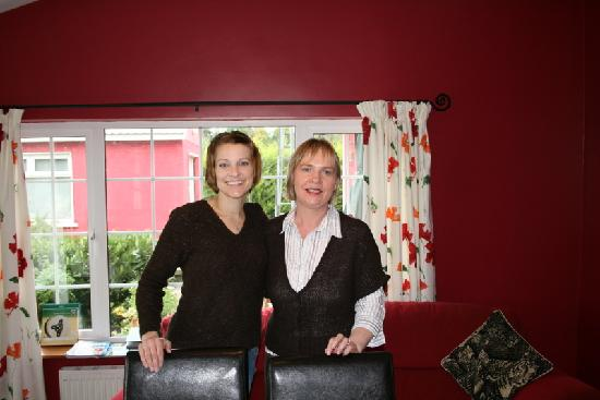 Willowbrook Bed & Breakfast : Me and Tricia - What a great lady!!!