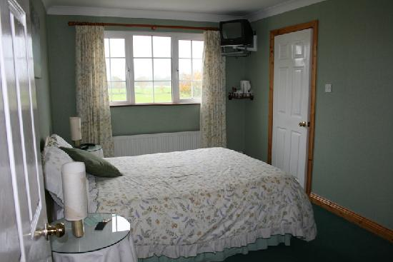 Nenagh, Irlandia: The double room