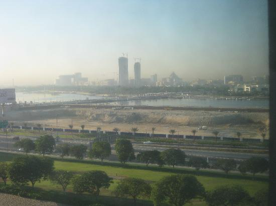 Star Metro Deira Hotel Apartments: view from room