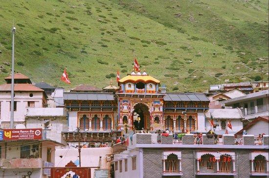 Uttarakhand, India: Badrinath Temple