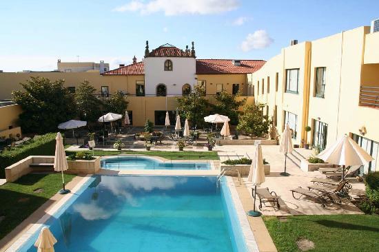 Sabrosa, Portugal: swimming pool