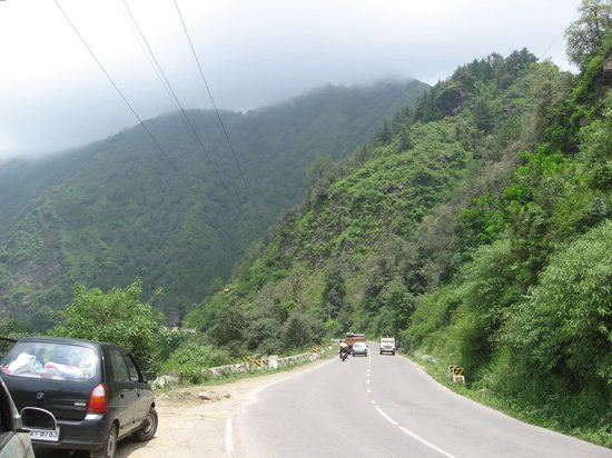Himachal Pradesh, India: Scenery 1