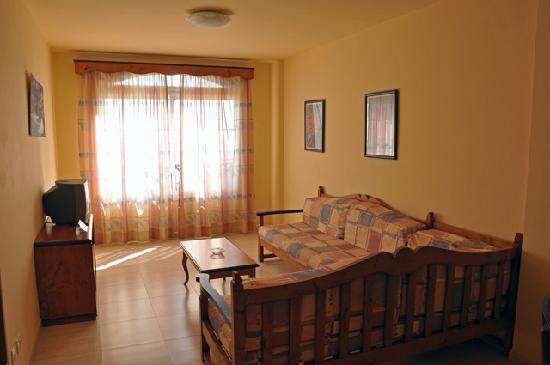 Hotel Las Olas: Sea facing Apartment