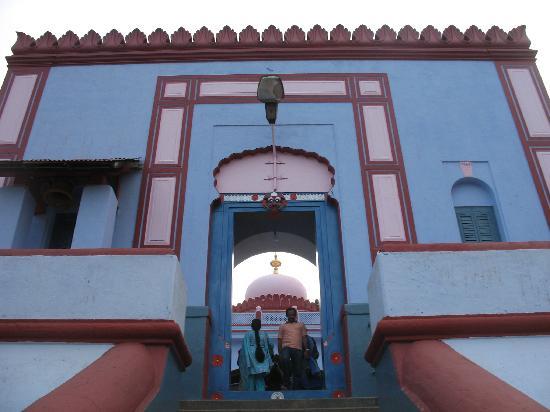 Omkareshwara Temple: Entrance of the temple