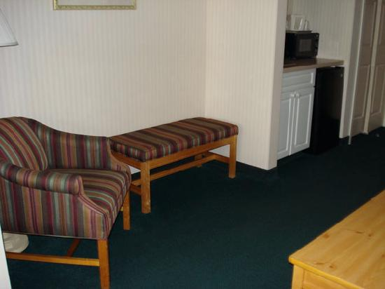 Comfort Inn & Suites North Conway: chair